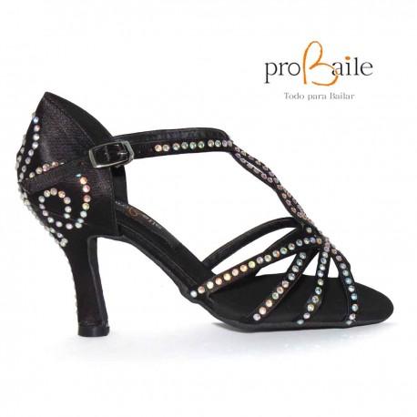 2abd640b Zapatos de baile negros de calidad. Comprar zapatos de baile online.