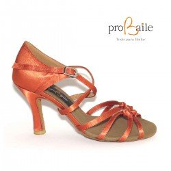 Zapatos de Baile Cross Special Tan