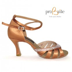 Zapatos de Baile Comfort Top Tan