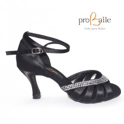 Zapatos de Baile Comfort Top Black