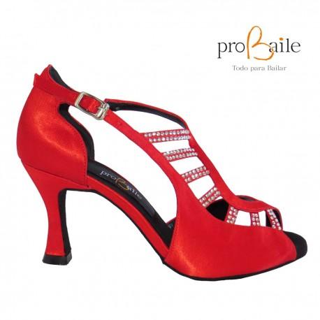 zapato-baile-rojo-pedreria