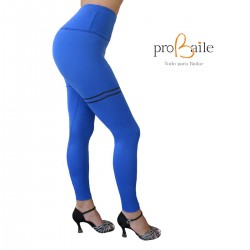Leggins Blue Lines