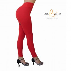 Leggins Red Lines