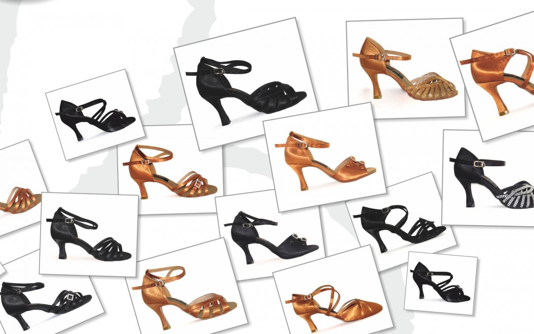 Consejos para comprar tus zapatos de baile. PARTE I