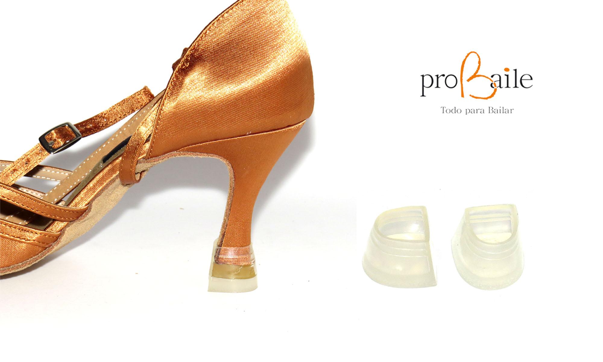 Protectores de tac n para zapatos de baile de alta calidad - Fundas para zapatos ...