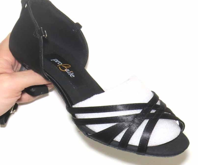 Cuidados para tus zapatos de baile