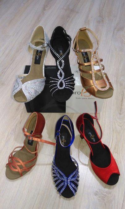 Como elegir tu primer zapato de baile