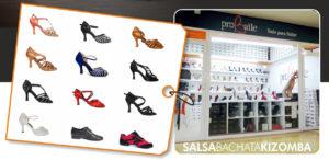 tienda zapatos de baile