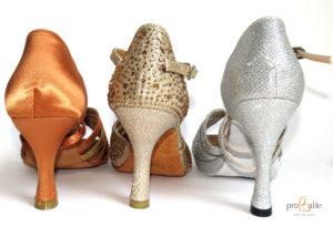 tacón zapatos de baile