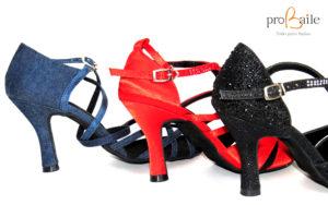 tacones zapatos de baile