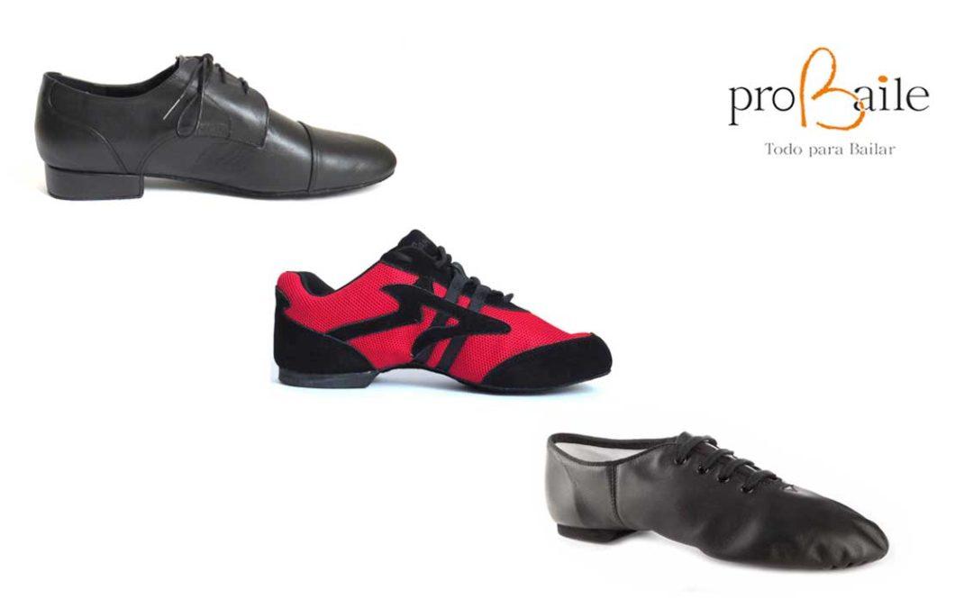 Zapatos y zapatillas de baile para hombre