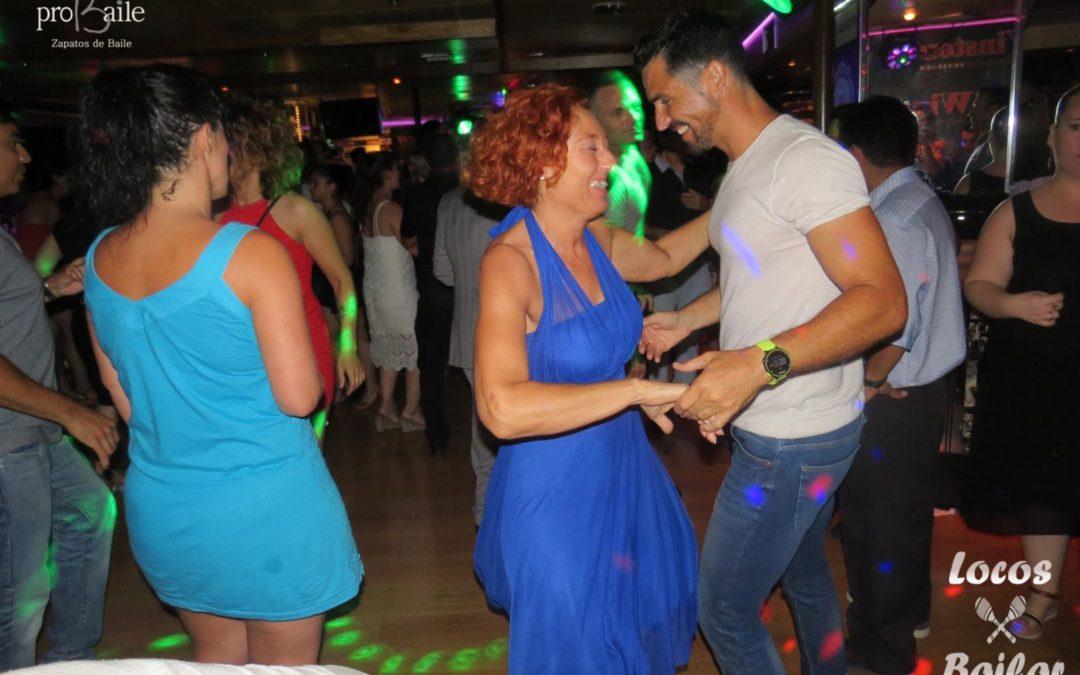 Beneficios del baile