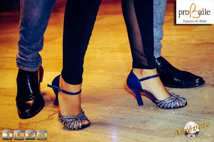 Por qué usar zapatos de baile desde la primera clase