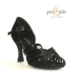 zapatos de baile semicerrados
