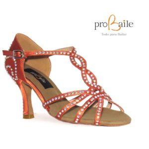 zapatos de tira ancha