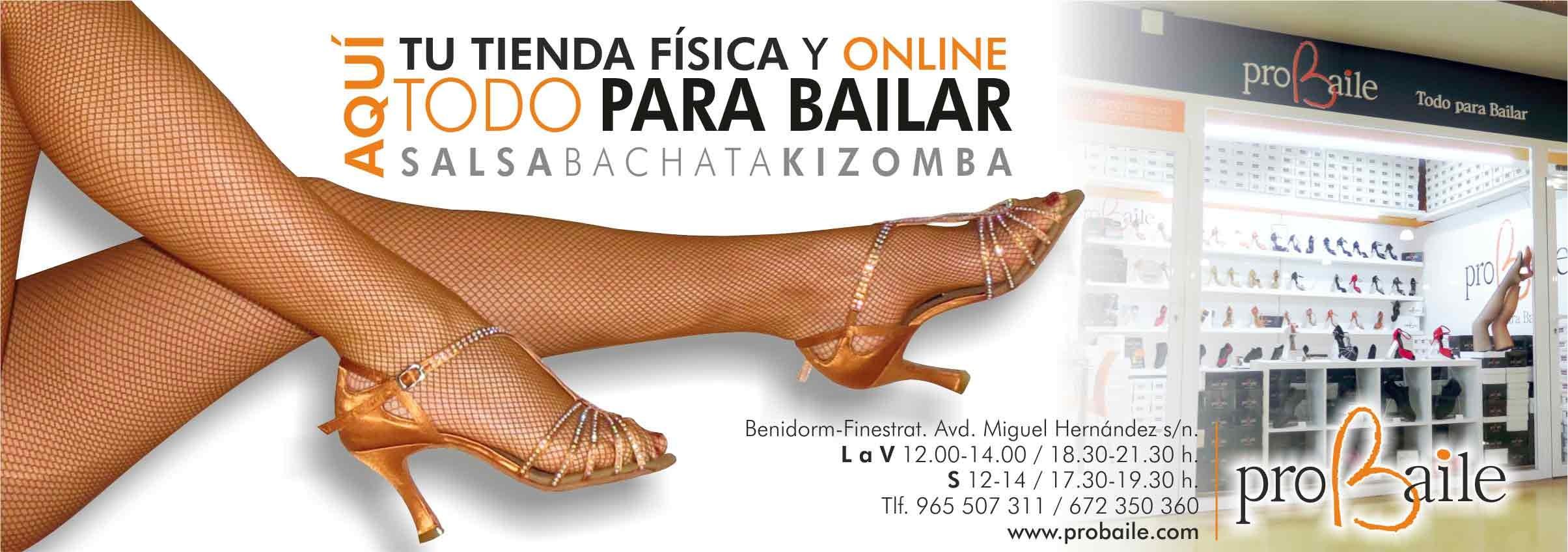 Zapatos para bailar