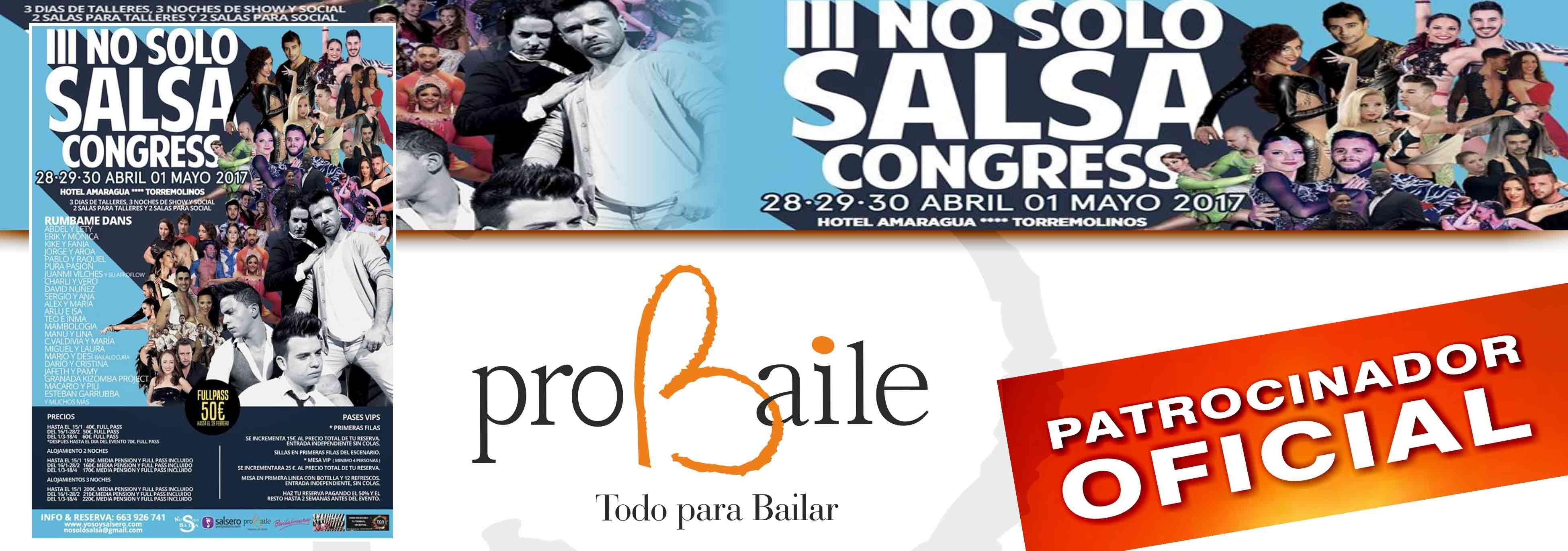 Congreso Baile Torremolinos No solo Salsa