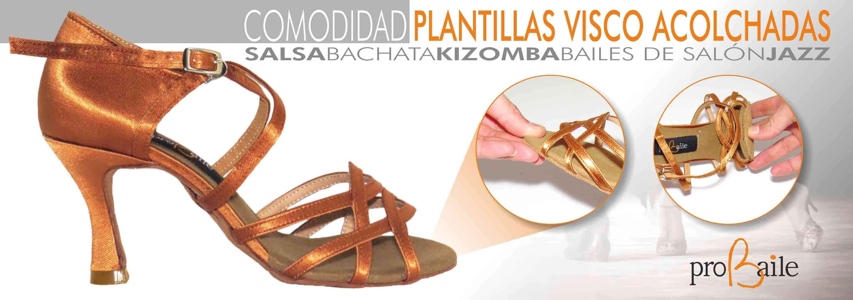 Zapatos de baile ultra comodos