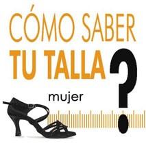 Cómo saber tu talla de zapato