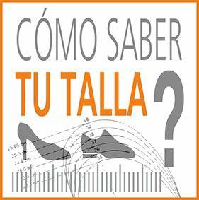 como medir zapatos de baile